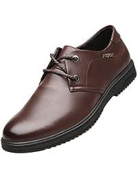 56e08dbb067 Pinji Zapatos Cocinero Chef para Hombres Waterprooft Antideslizante Durable  Zapatos de Seguridad Cocina 40-44