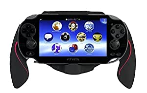 Custodia per Playstation, Intsun mensola per Playstation Vita 1000 PSVita PS Vita, Impugnatura per Playstation Vita 1000 PSVita PS Vita, Presa della maniglia per Playstation Vita 1000 PSVita PS Vita