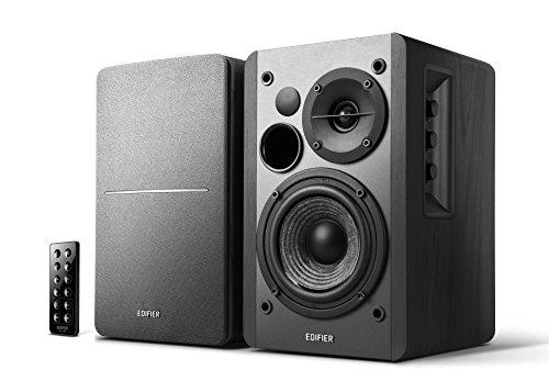 Edifier R1280DB BK Lautsprechersystem (42W) für TV/PC/Notebook/Tablet/Smartphone schwarz