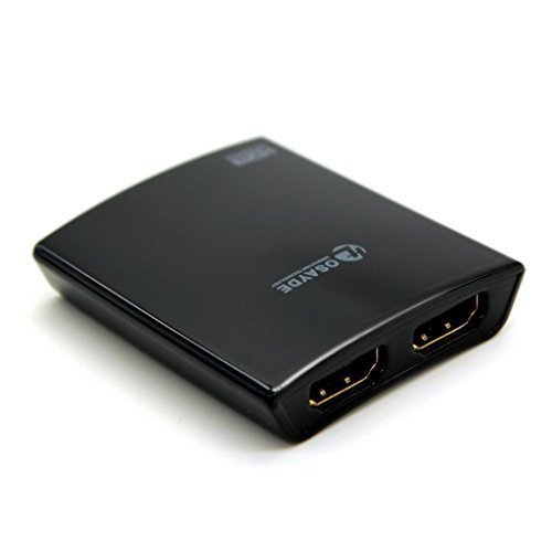 OSAYDE completa 1920x1080p e 3D 2 HD Ingresso X 1 HDMI Porta di uscita Switch / Switcher - Campione Cina