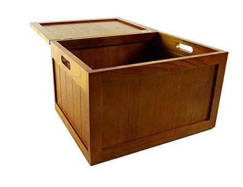 brown-legno-con-coperchio-linned-letto-bagno-bagagli-lavatoio-cestino-cassa-del-pino-medio