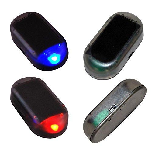 auto-alarmanlage-solar-led-dummy-imitation-diebstahlsicherung-attrappe-blau
