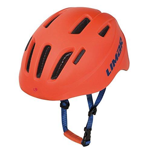 Fahrradhelm Limar 249 matt rot Gr.M (50-56cm) (1 Stück)