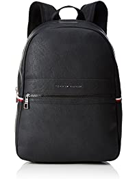 Tommy Hilfiger Essential Uomo Backpack Nero
