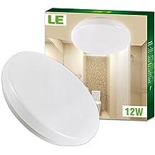 Plafones para el cuarto de ba o iluminaci n for Plafones pared amazon