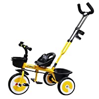 My First Tricycle, Children