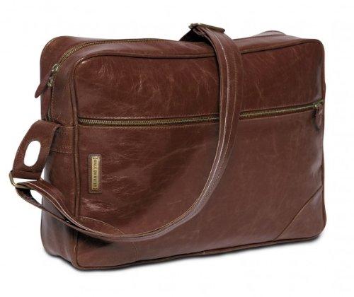 walk-on-water-11135-bogart-horizantal-bag-for-15-inch-laptop-dark-brown