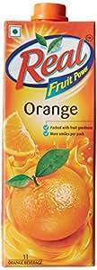 Real Orange Fruit Power, 1L