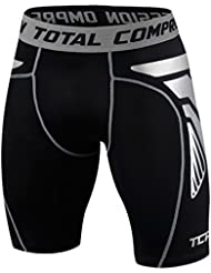 TCA Shorts Homme & Garçon Sport CarbonForce Pro Compression Shorts Thermal