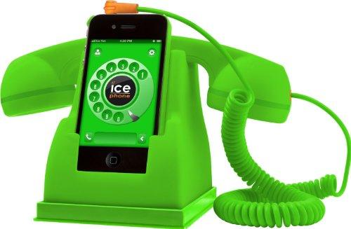 Preisvergleich Produktbild Ice Phone - das ultimative Retro Handset - Grün