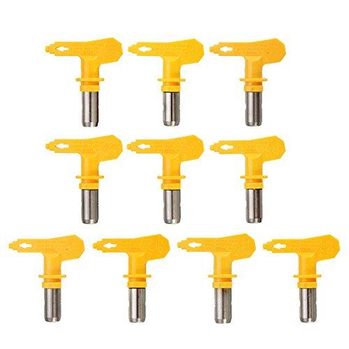cc-products-airless-conseils-de-pistolets-5-de-la-serie-11-35-pour-wagner-atomex-graco-titan-pointe-