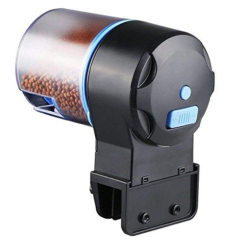 ETbotu Automatische Fisch Feeder Intelligente Timing Lebensmittel Spender Fisch Futterspender für Fisch Tank Aquarium
