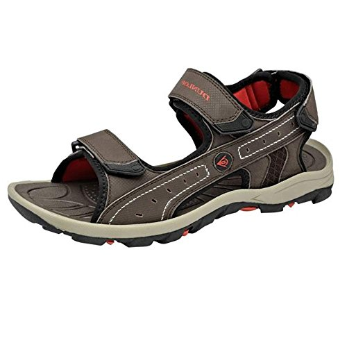 d46ba876042 Men s Dunlop Sports Beach Trekking Walking Hiking Velcro Sandals Sizes 7 -.
