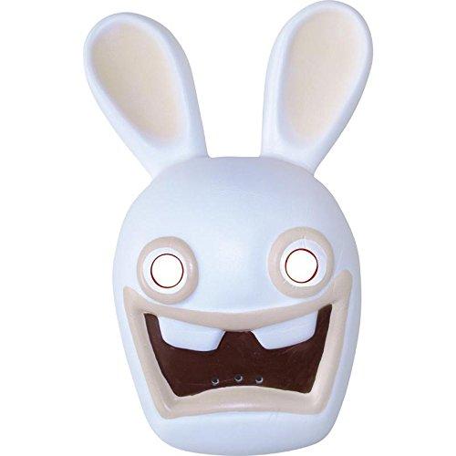 Ubisoft–155009–Eva Maske–Raving Rabbids–Zubehör für Fancy (Rabbid Kostüm)