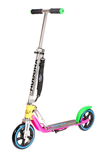 HUDORA 14757 - Big Wheel 205, neon