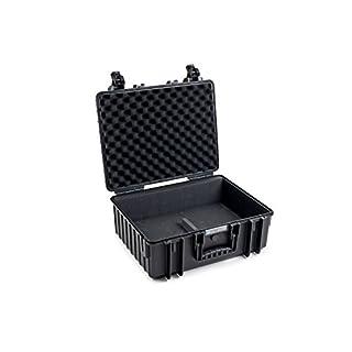 B&W outdoor.cases type 6000 for 2 Einsätze type 3000 (DJI, GoPro, divider system) - The Original