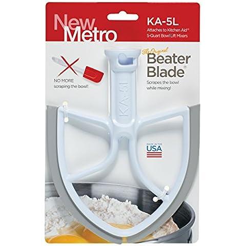 Nuova Beater BLade Design Metro per Mixer