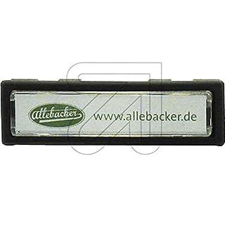 10er Pack Klingeltaster anthrazit 00AA-KT-80014