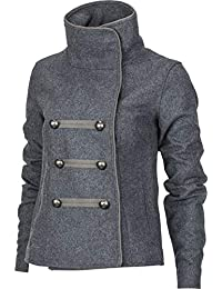 f30c057415 Amazon.co.uk  Vans - Coats   Jackets   Women  Clothing