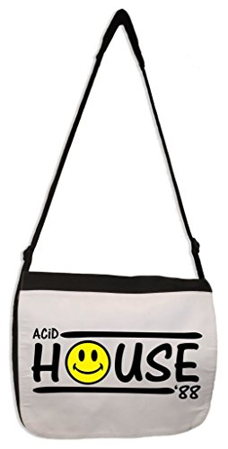 Acid House 88 Laptop Messenger Bag with 12 litre capacity