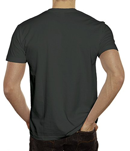 Saint Patrick´s Day St. Patricks Day Herren T-Shirt This Is My Lucky Shirt 1 Darkgrey