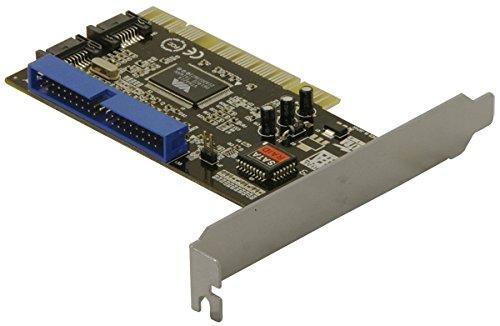DeLock Controller Karte (2x SATA, 1x IDE, PCI)