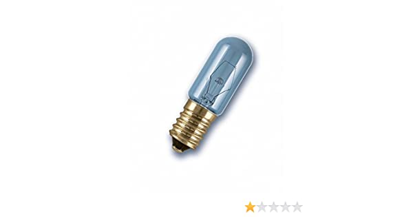Kühlschrank Licht 15w : Osram kühlschranklampe e sockel watt amazon beleuchtung