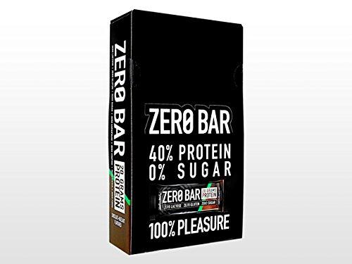 Biotech USA - Barretta Zero Bar - 50g - Cioccolato con Nocciola - 41wDnqpid5L