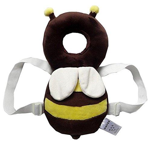 Preisvergleich Produktbild Geniales Stoßdämpfer Nestchen Kopf Rücken mit Flügel Helm Sicherheit Assistent Baby 4-15Monate lernt zu wandern Laufen Abeja