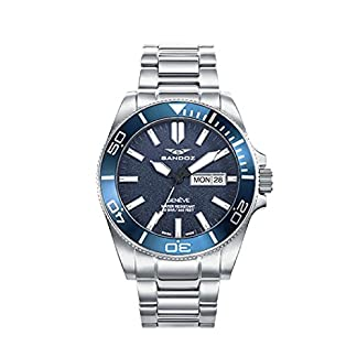 Reloj Sandoz Hombre Diver_81449-37