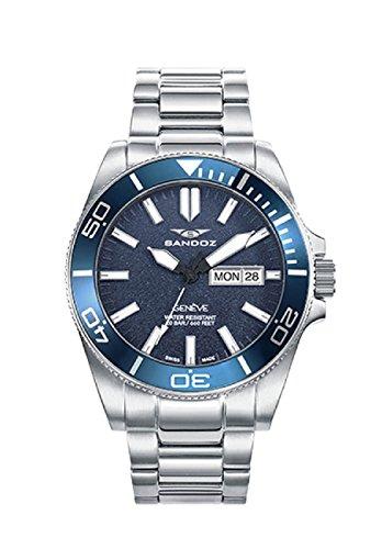 027178af550b Reloj Sandoz Adventurer Titanium 81399-95