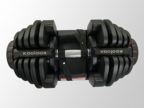 MANUBRIO A CARICO REGOLABILE KOOLOOK 40 kg