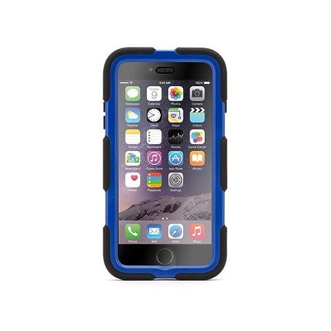 Griffin Survivor All-Terrain Coque pour iPhone 6 Plus et 6s Plus – Noir/Bleu