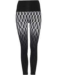 FIND Legging De Sport Femme Imprimé Graphique