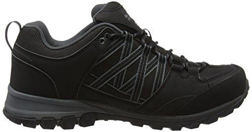 Regatta Samaris Low, Chaussures de Randonnée Basses Homme Noir (Black/Granite 9V8)