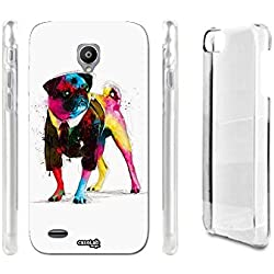 FUNDA CARCASA CARLINO RAINBOW PARA VODAFONE SMART PRIME 6