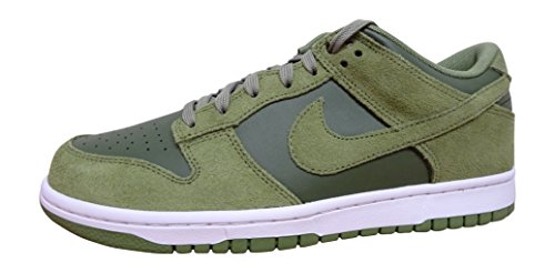 Nike Dunk Low, Scarpe da Basket Uomo palm green 300