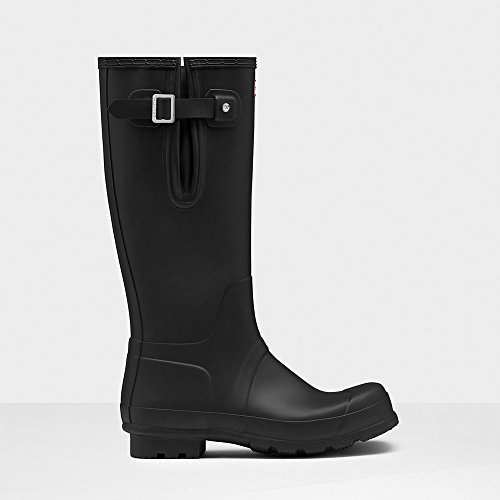 Hunter Original Side Adjustable Wellies UK 9 Black