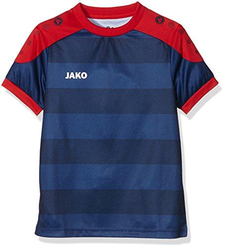 JAKO Kinder Fußballtrikots KA Trikot Celtic, Marine/Rot, 140, 4263