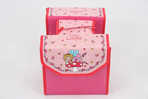 Lillifee Packtasche f. Gepäcktr. pink