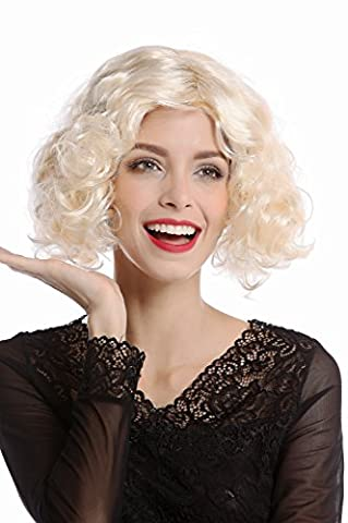 La Dame De Chicago - WIG ME UP - 90661-ZA88 Perruque blonde