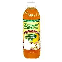 KOTHARI'S Royal Organic Ground NUT Oil (500ML)
