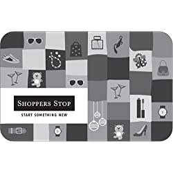 Shoppers Stop Gift Card - Rs.2000