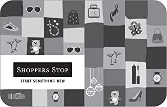 Shoppers Stop Gift Card - Rs.1000
