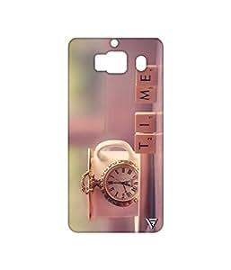 Vogueshell Vintage Time Printed Symmetry PRO Series Hard Back Case for Xiaomi Redmi 2 Prime