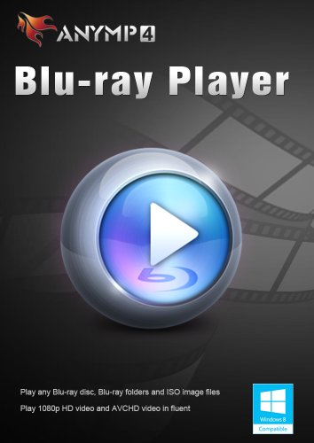 Price comparison product image AnyMP4 Blu-ray Player [Download]