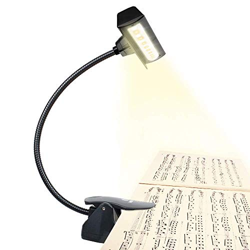Top 10 Music Stand Lights Updated May 2021 Musical Instruments Dj Best Reviews Tips Uk