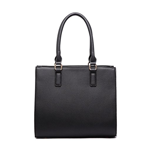Damen Tasche Damen Lulu Miss Tasche Lulu schwarz schwarz Miss p6qpPd