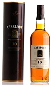 Aberlour 10 Year Old Single Malt Scotch Whisky, 70cl from Aberlour Distillery Company Ltd