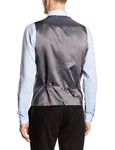 Tommy Hilfiger Herren Anzugweste Webster Waistcoat Blau (019)